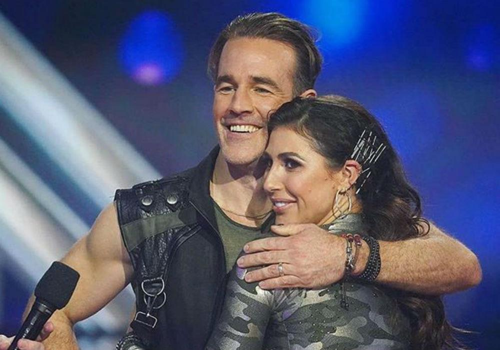 James Van Der Beek Shows Off Body Transformation From His Time On Dancing With The Stars