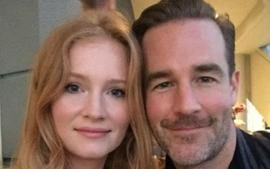 James Van Der Beek Shares Emotional Tribute To Wife Kimberly After Miscarriage