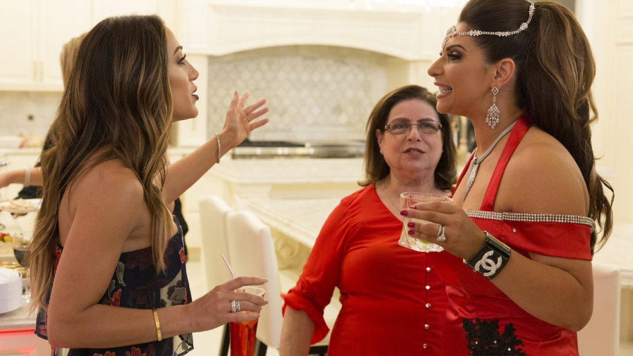 Melissa Gorga Disses Jennifer Aydin Amid Their Already Explosive Feud - Here's What She Had To Say!