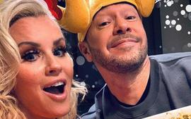 Jenny McCarthy Reveals The Greatest Christmas Gift She's Ever Received From Husband Donnie Wahlberg - It Left Her In Tears!
