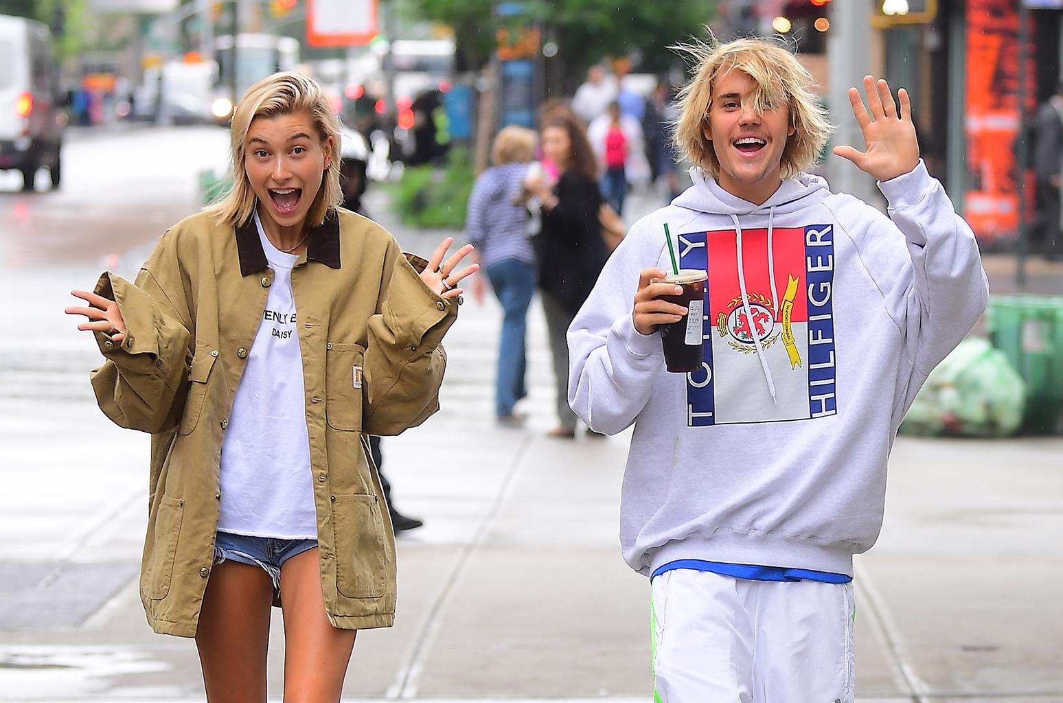 Justin Bieber And Hailey Baldwin's Relationship Reportedly Still Like A 'Magical' Honeymoon A Year After Tying The Knot