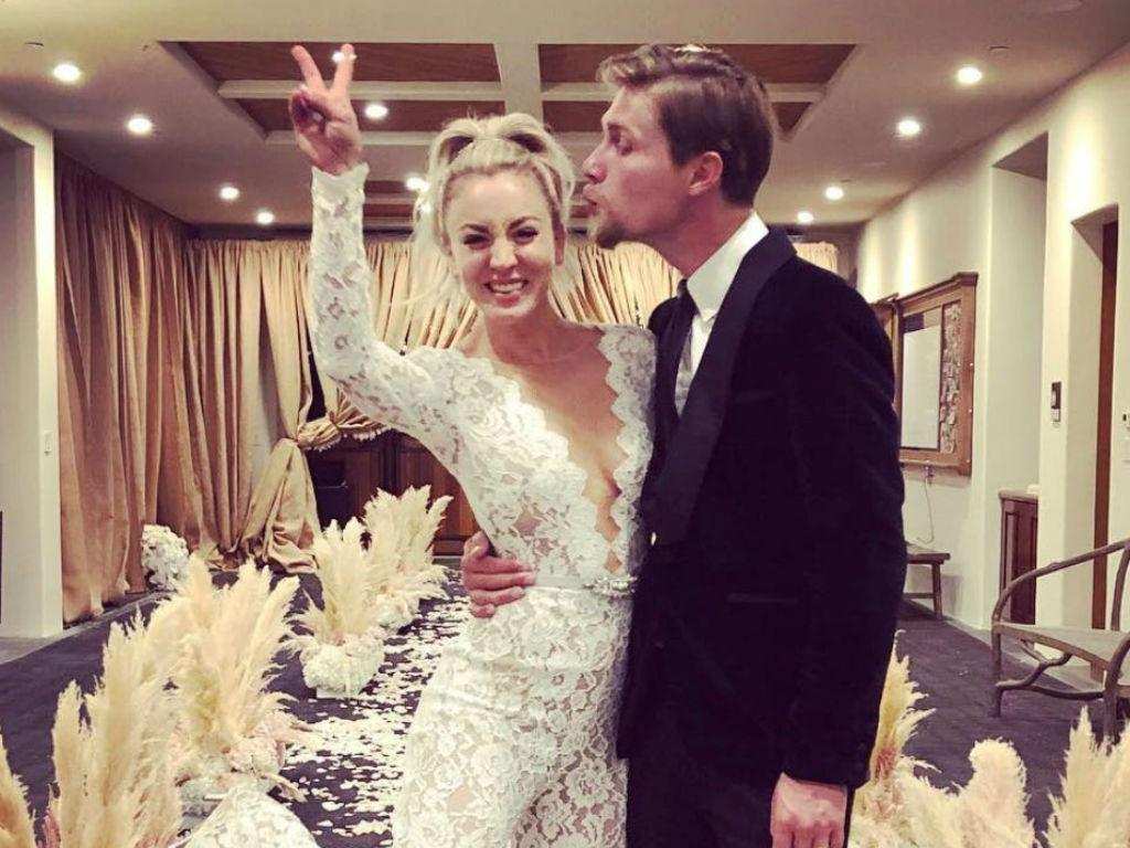 Kaley Cuoco Says Not Living With Husband Karl Cook Has Benefited Their Marriage – Here's Why