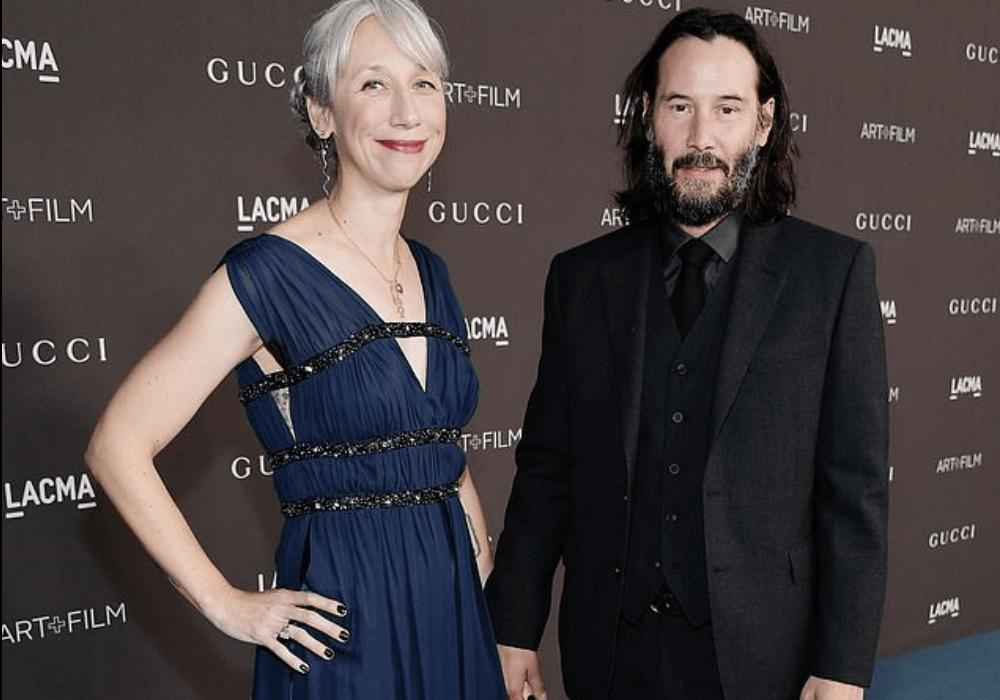 Keanu Reeves Has Been Dating Alexandra Grant 'For Years' Claims A Source