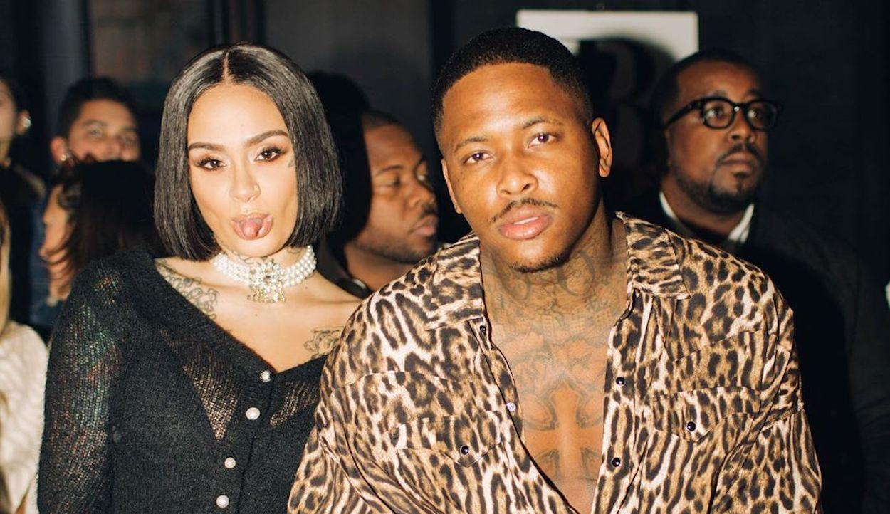 YG Was Caught Kissing Another Woman - He Blames It On The Alcohol And Says He's Sorry For Hurting Kehlani
