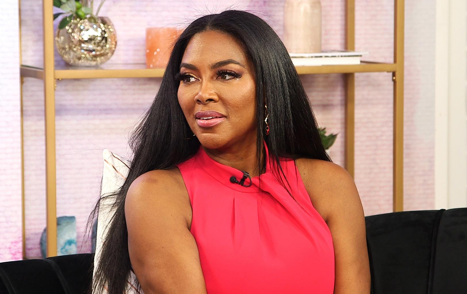 Kenya Moore Takes Baby Brooklyn Daly To Paris For Her First Birthday - See The Video