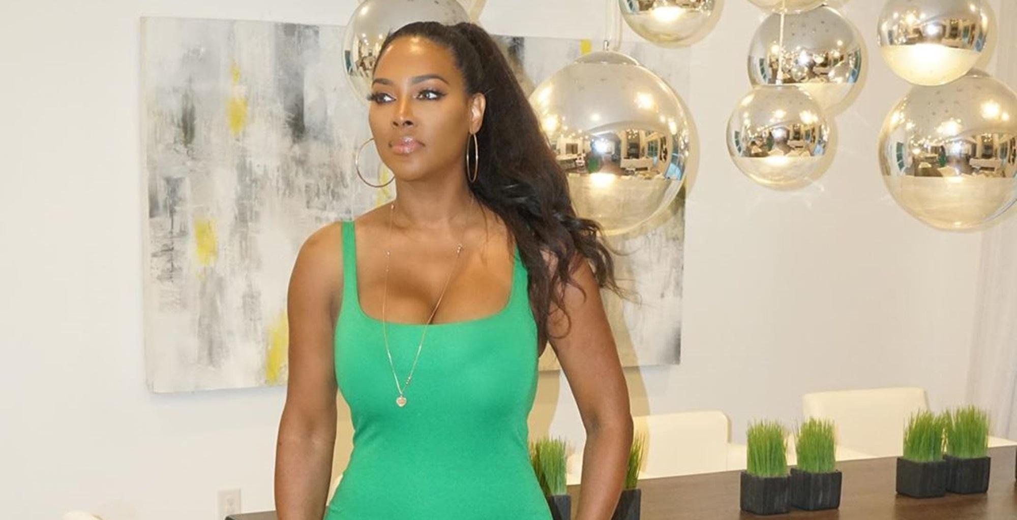 Kenya Moore Is Being Backed By 'Real Housewives Of Atlanta' Fans After Marc Daly Debacle