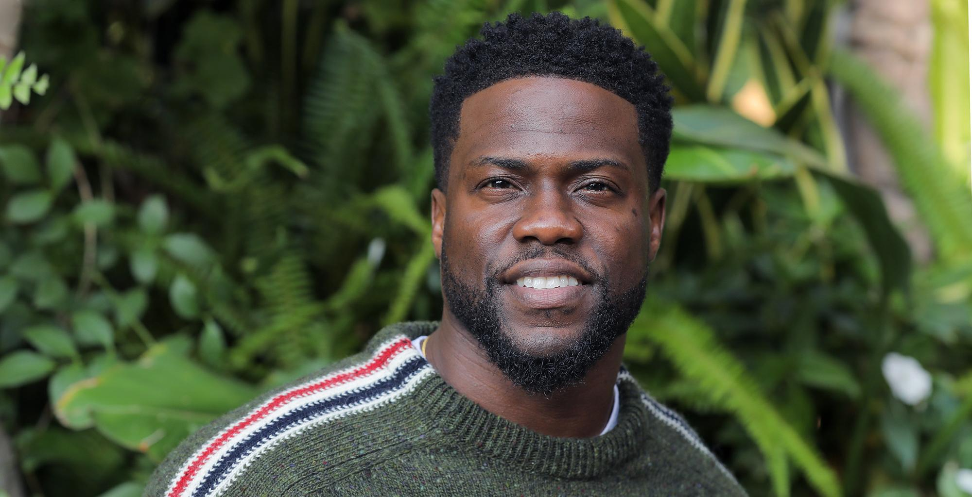 Kevin Hart Is Going Hard On His Way To Recovery - See The Video