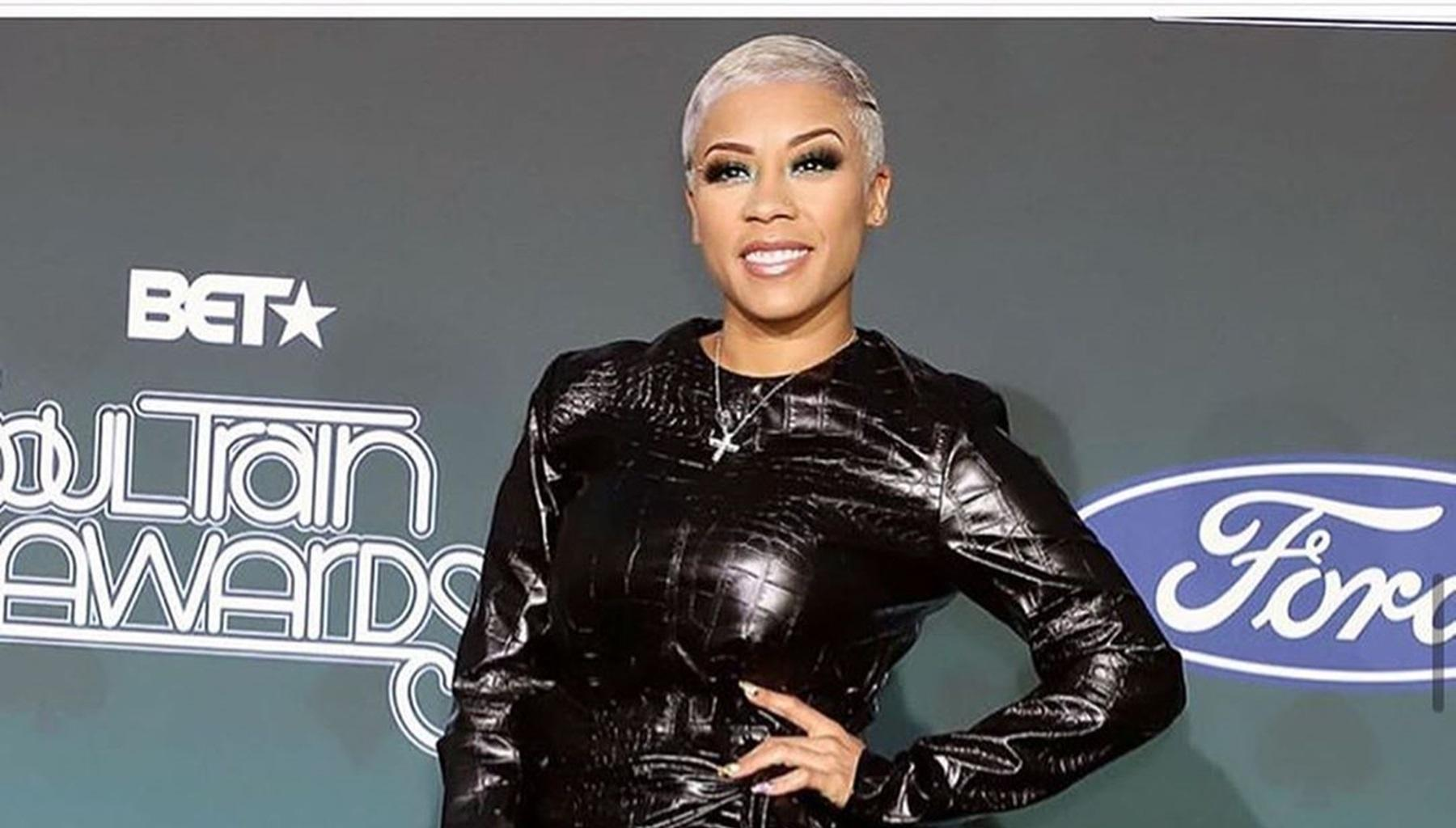Keyshia Cole And Niko Khale Post New Video Of Their Son, Tobias, At 3 Months And He Is  Beyond Handsome And Big