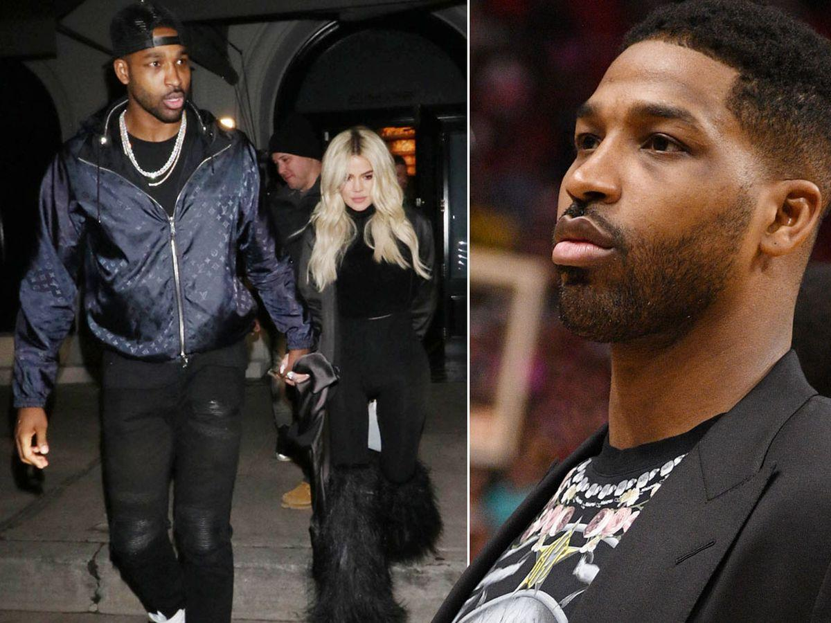 KUWK: Tristan Thompson Gushes Over Khloe Kardashian Again After Posting Pic Of Her With Black Curly Hair!