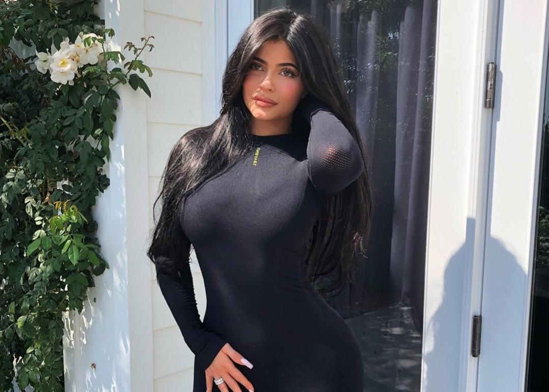 KUWK: Travis Scott Calls Kylie Jenner His Beautiful Wife And Now People Think He's Sending Drake A Message