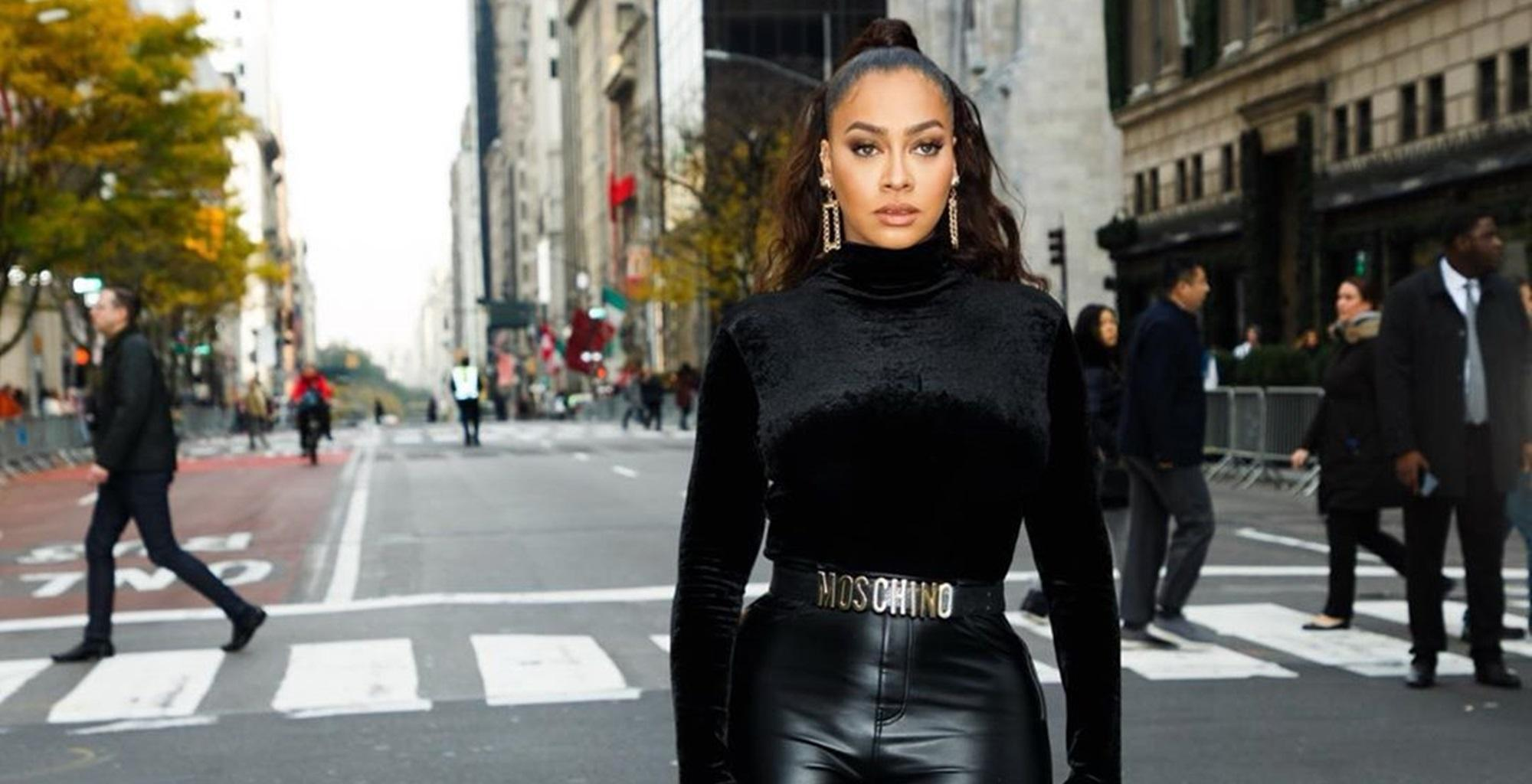 La La Anthony Gets Mom Of The Year As She Gives Her Son, Kiyan Anthony, The One Thing He Has Been Asking For Years -- Photos Will Warm Your Heart