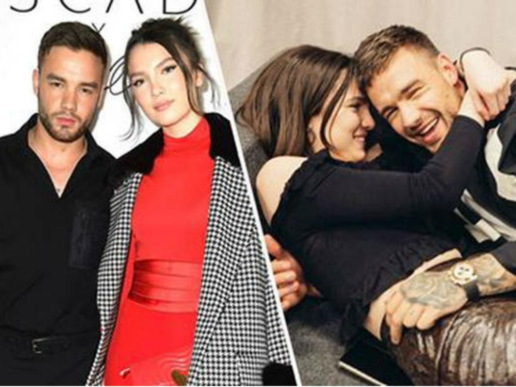 Liam Payne Claims He Was Jumped By Bouncers At Texas Bar With Girlfriend Maya Henry