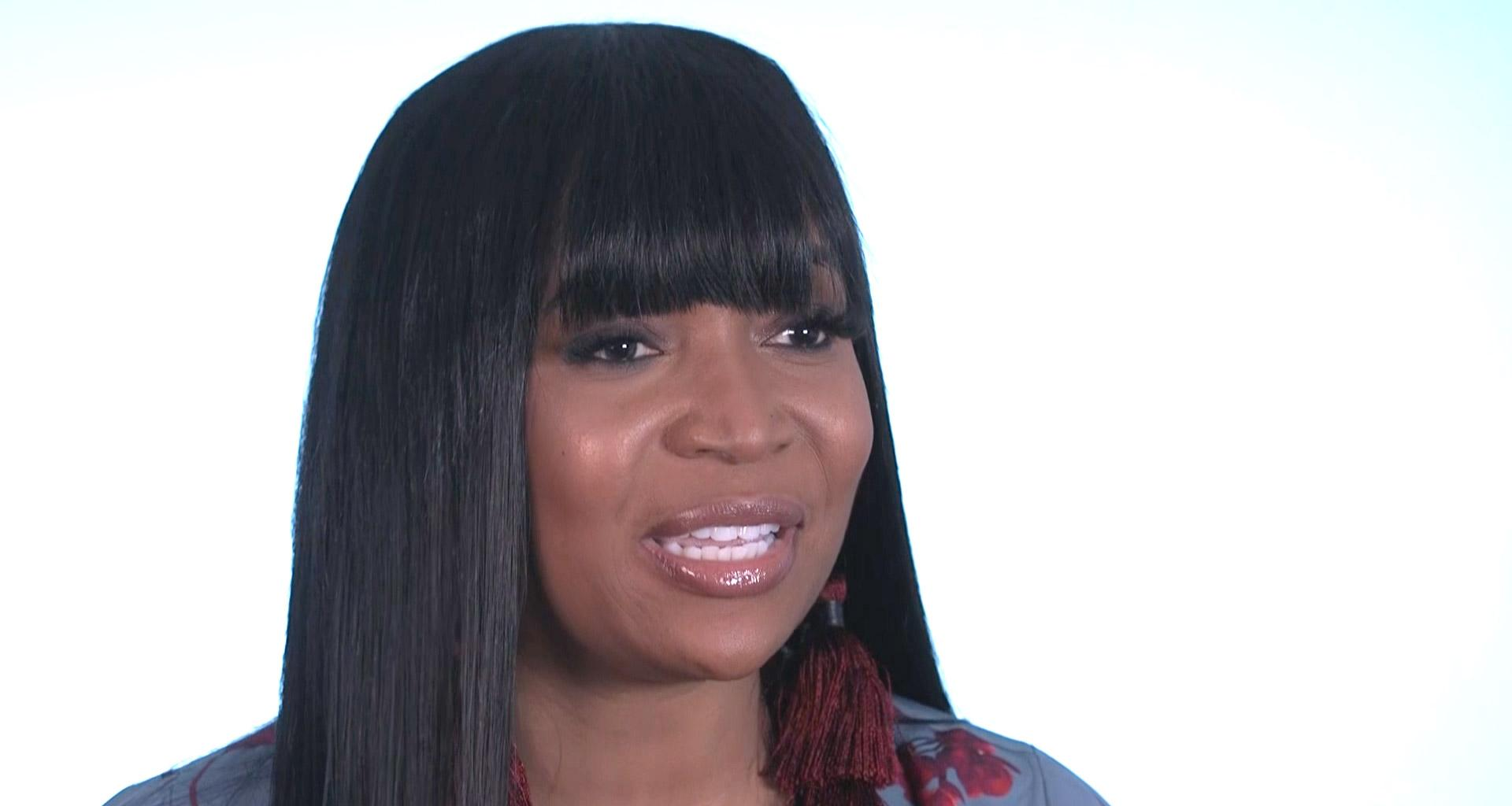 Marlo Hampton Is Content Without A Peach But Feels That RHOA Should Give Her One For The Fans