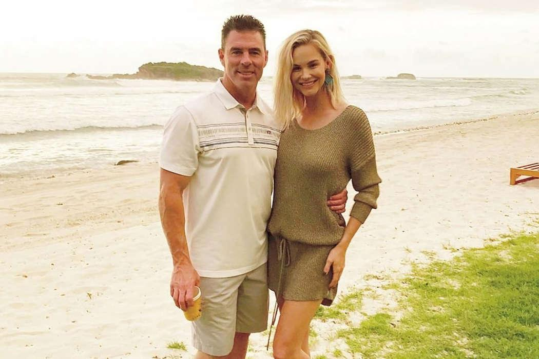Jim Edmonds Gets The House To Himself With The Kids Following Domestic Dispute With Meghan