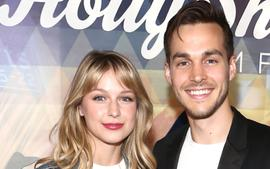Chris Wood Shows Support To Wife Melissa Benoist After Revealing She Survived Domestic Violence