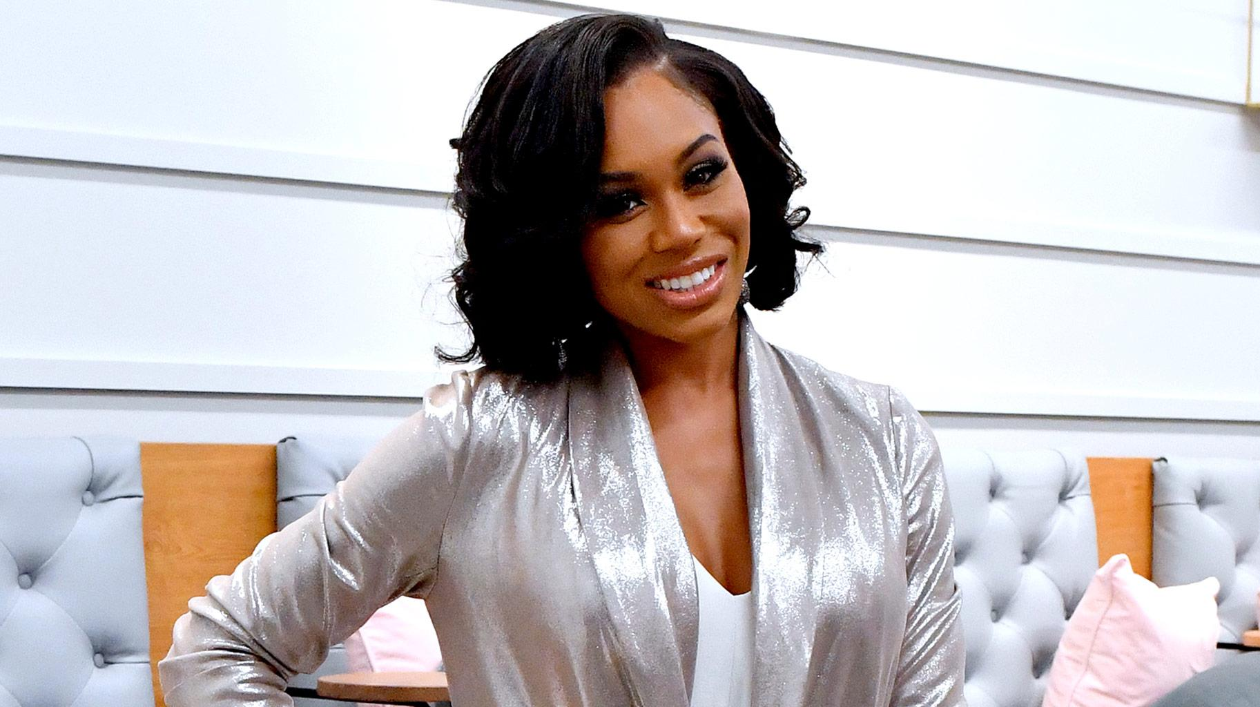Some RHOP Cast Members Allegedly Want Monique Samuels Fired -- Ladies Attempt To Push Her Out Like Porsha Williams Was After Kenya Moore Fight