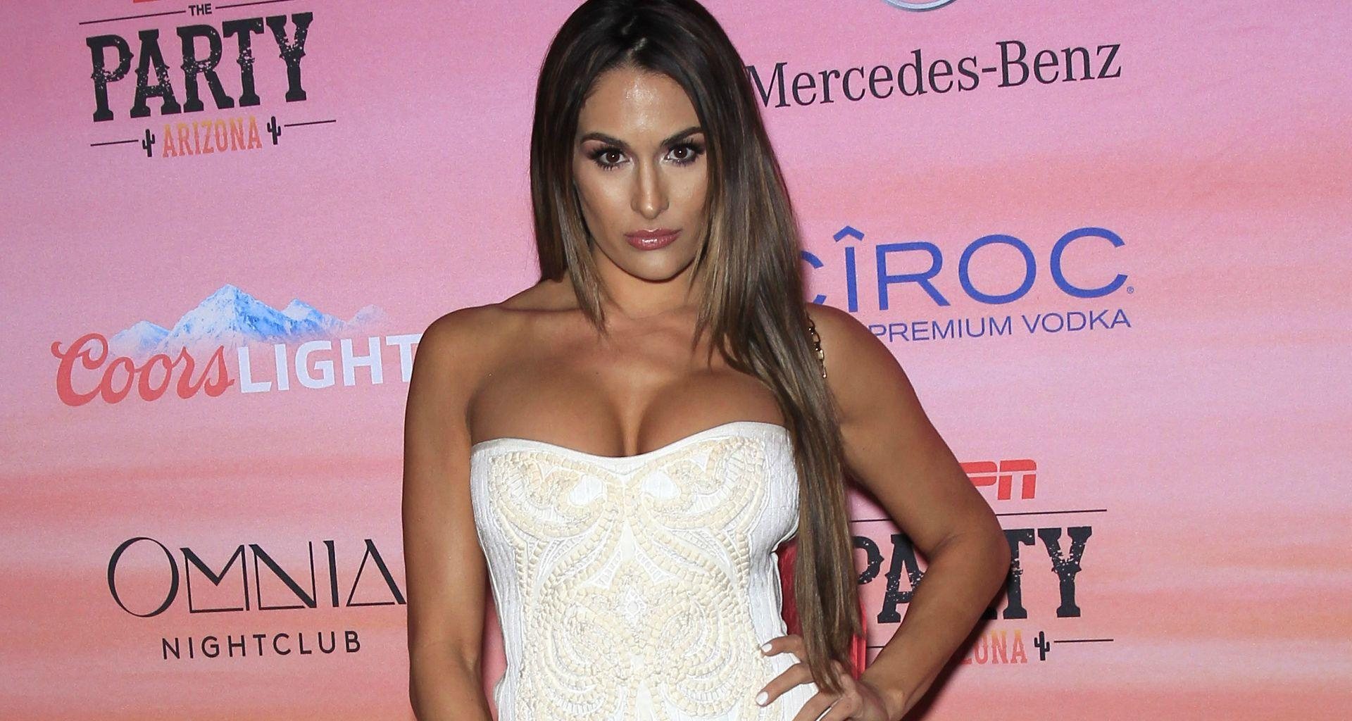 Nikki Bella's Family Was Relieved By Her Breakup With John Cena -- Their Relationship Was 'Not Meant To Be'