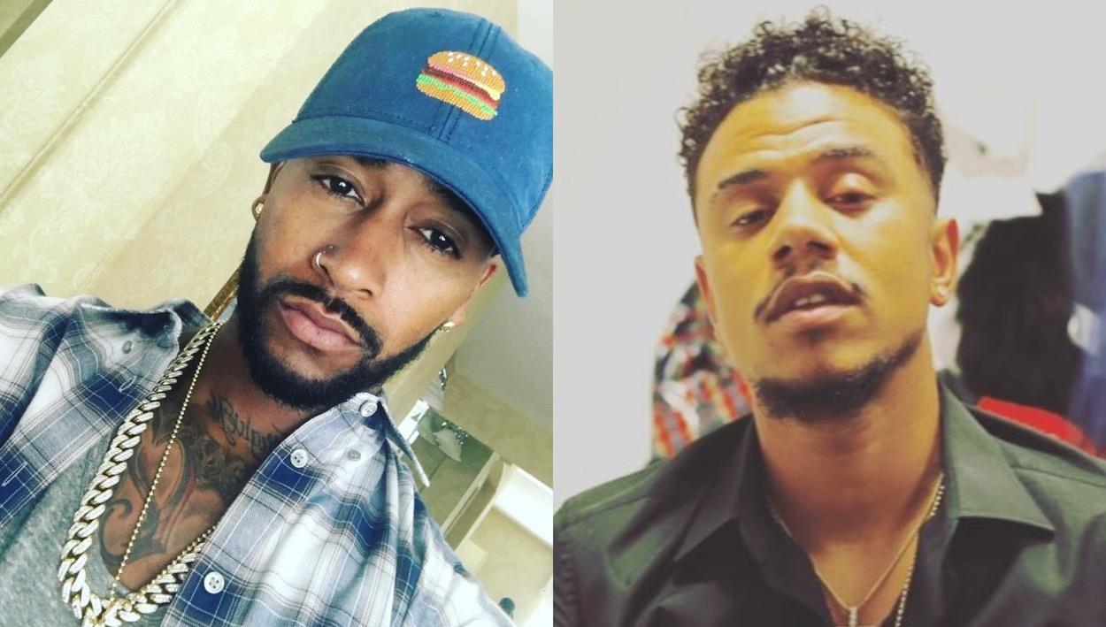 Omarion Finally Addresses His Baby Mama Apryl Jones And Bandmate Lil Fizz Becoming A Couple: 'I Don't Feel Any Way About It'