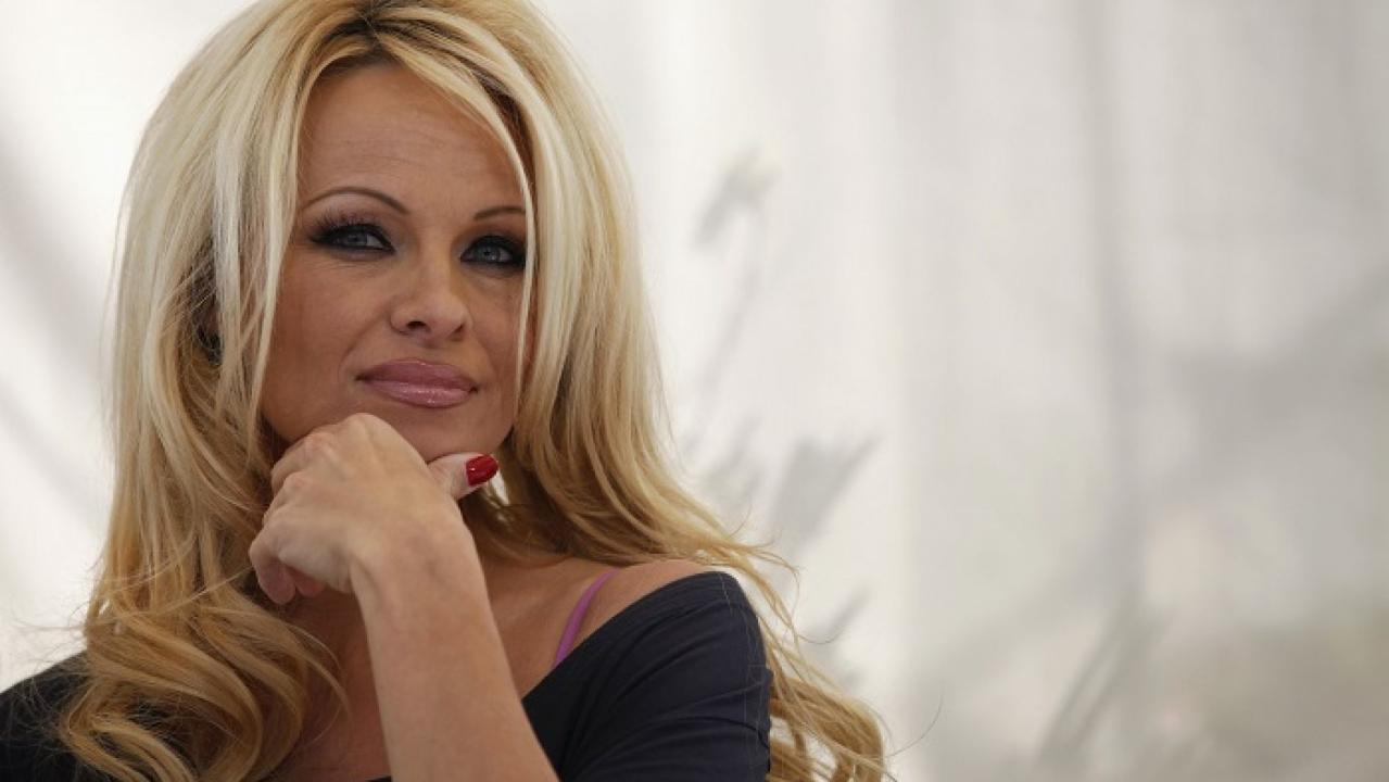 Pamela Anderson Responds To Backlash Over Her Offensive Native American Costume On Halloween!
