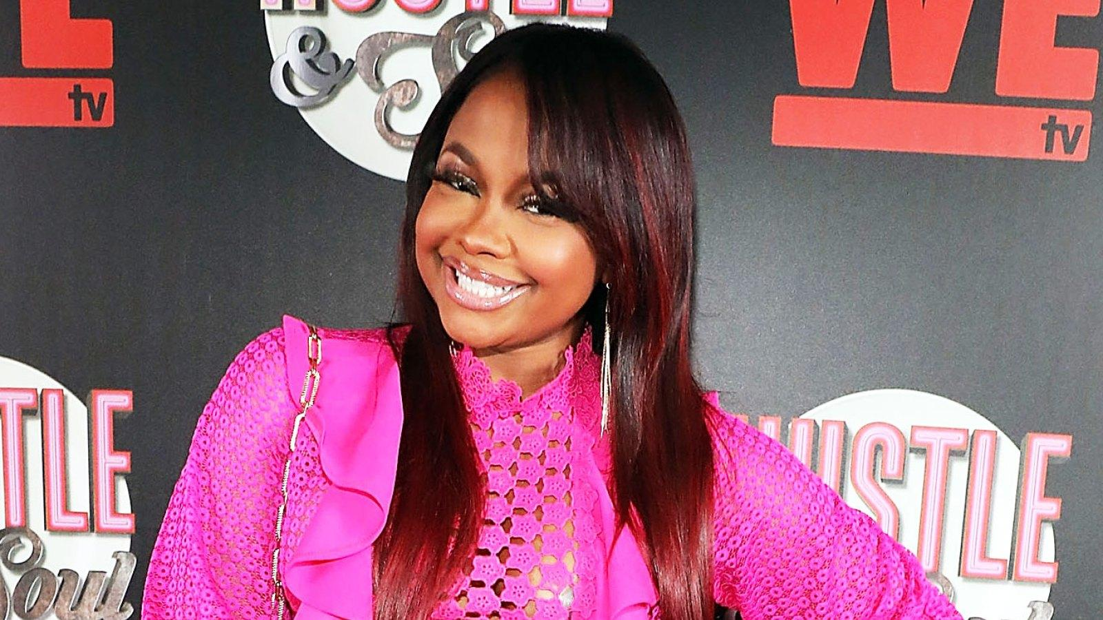 Phaedra Parks Shares A Throwback Photo From 16 Years Ago And She Looks The Same! Fans Are In Awe