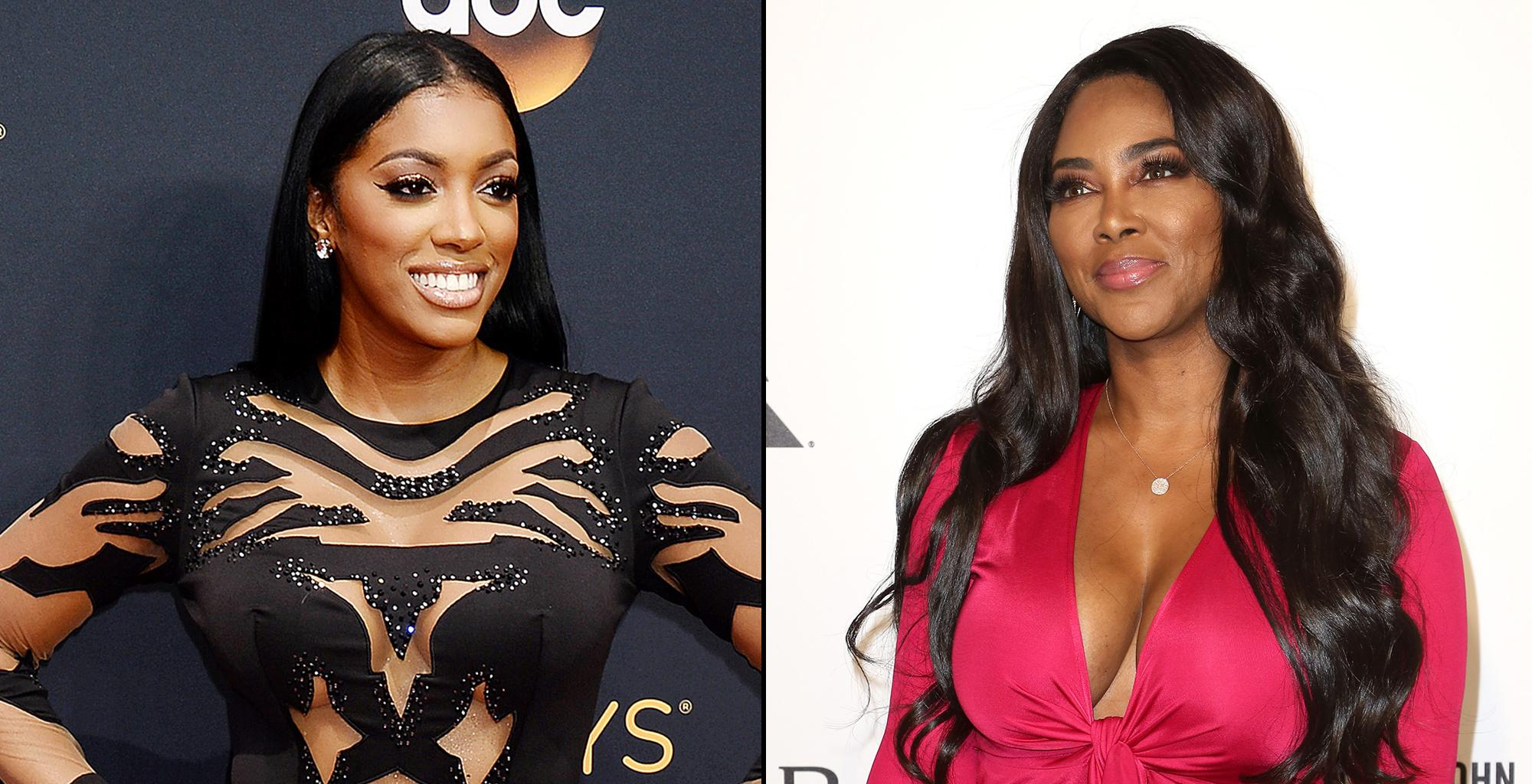 Porsha Williams Is A Queen In Her Latest Photos With Baby PJ - Fans Love Her New Relationship With Kenya Moore