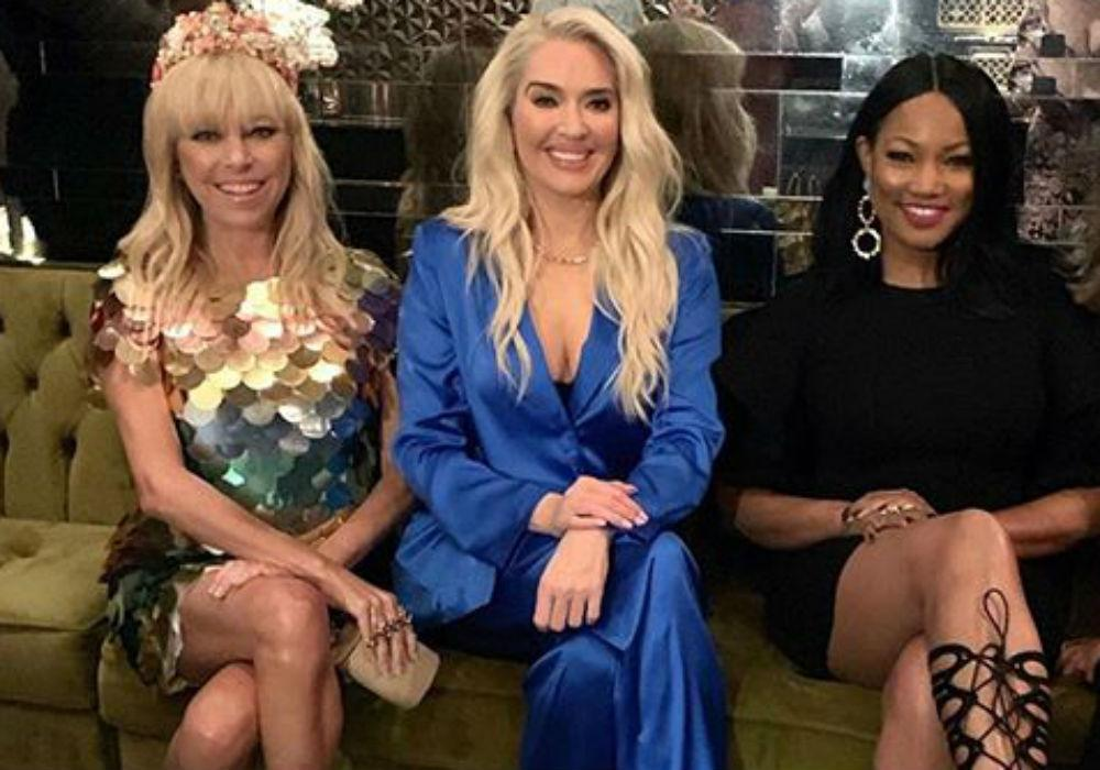 RHOBH - Erika Jayne Dishes On Her New Co-Stars & Addresses Rumor That No One Is Getting Along
