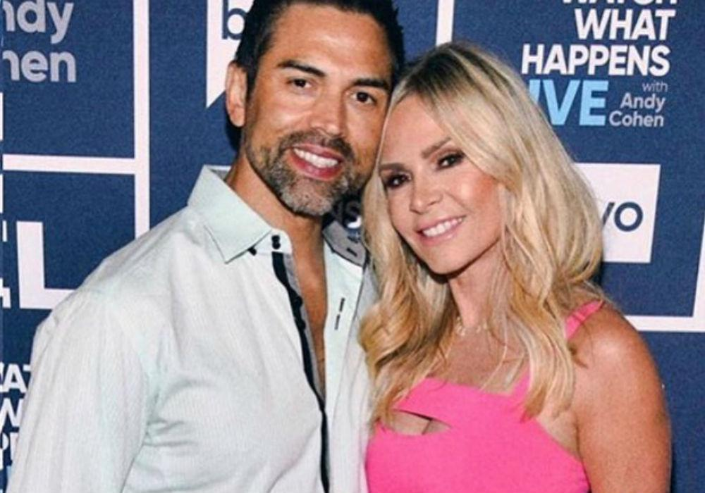 RHOC - Tamra Judge Backs Up Her Husband Eddie's Claim That Reality TV 'Isn't Reality' After Producers Make Him Look Like A Villain In Recent Episode
