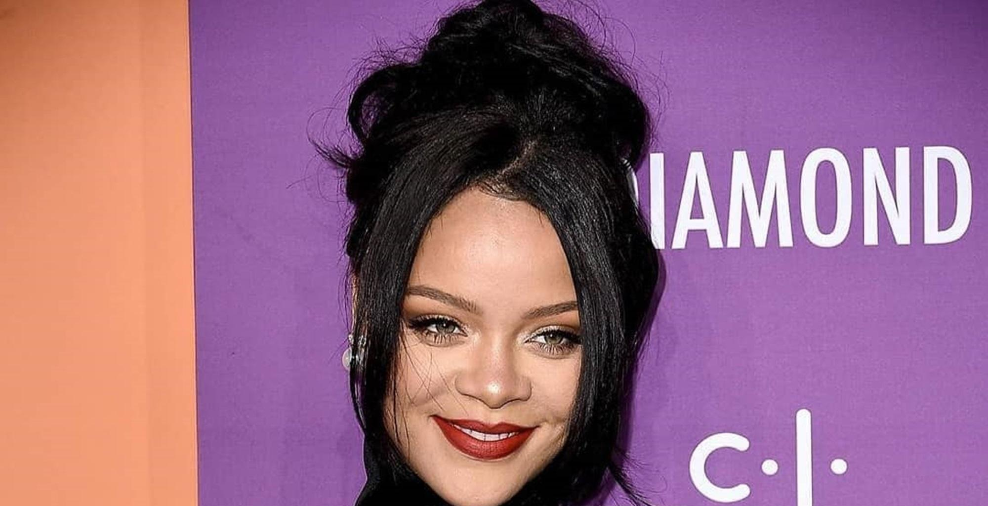 Rihanna Looks Very Classy In Vintage Masterpiece In New Photos As She Prepares For The New Chapter Of Her Life