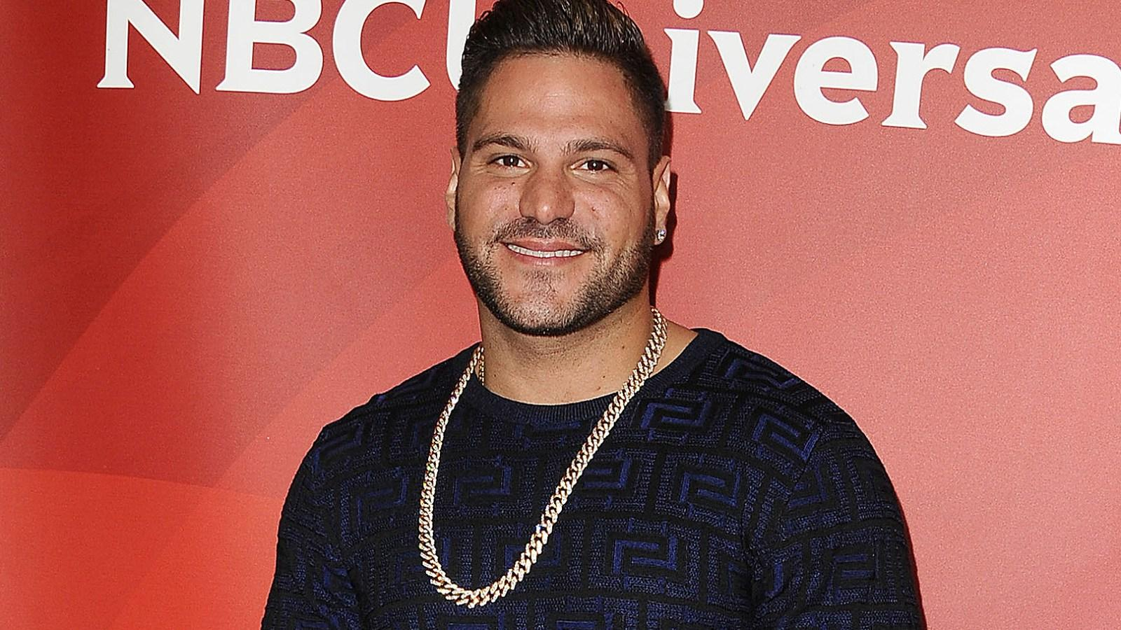 Ronnie Magro Just Pled Not Guilty To Charges But He Will Not Be Able To See His Daughter Because Jen Harley Just Received A Protection Order Against Him