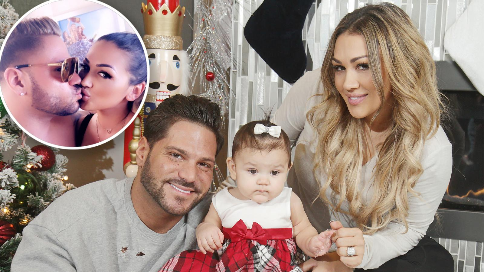 Ronnie Ortiz-Magro Posts Cute Pics Of Daughter Ariana And Vows To Be There For Her After Jen Harley Gets Restraining Order!