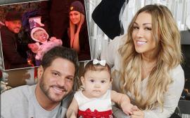 Ronnie Magro Posts And Deletes Message Slamming Jen Harley For Taking Ariana Away And Partying!