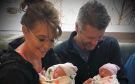 Sarah Palin And Todd Co-Grandparent Together — Willow Palin Gives Birth To Twin Girls!