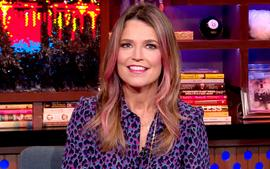 Savannah Guthrie Revealed She Wouldn't Miss The Thanksgiving Parade Just For An Eye Injury