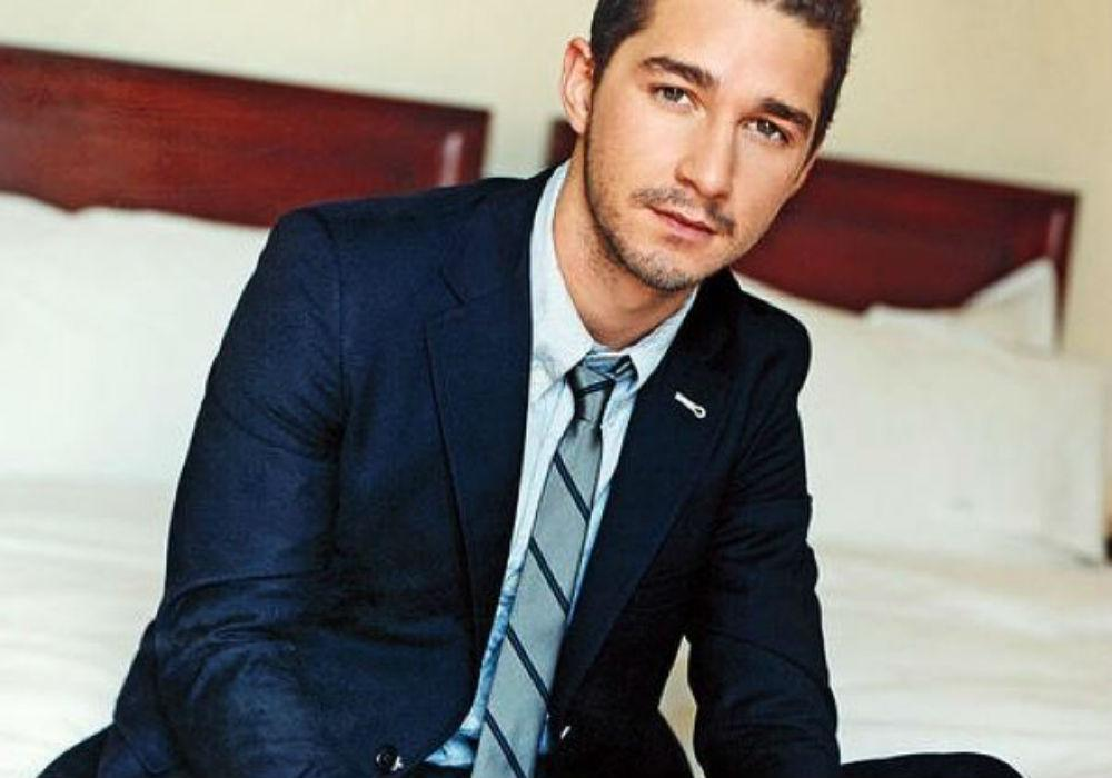 Shia LaBeouf Says His 2017 Arrest For Public Drunkenness Changed His Life, Thanks The Arresting Officer During Acceptance Speech