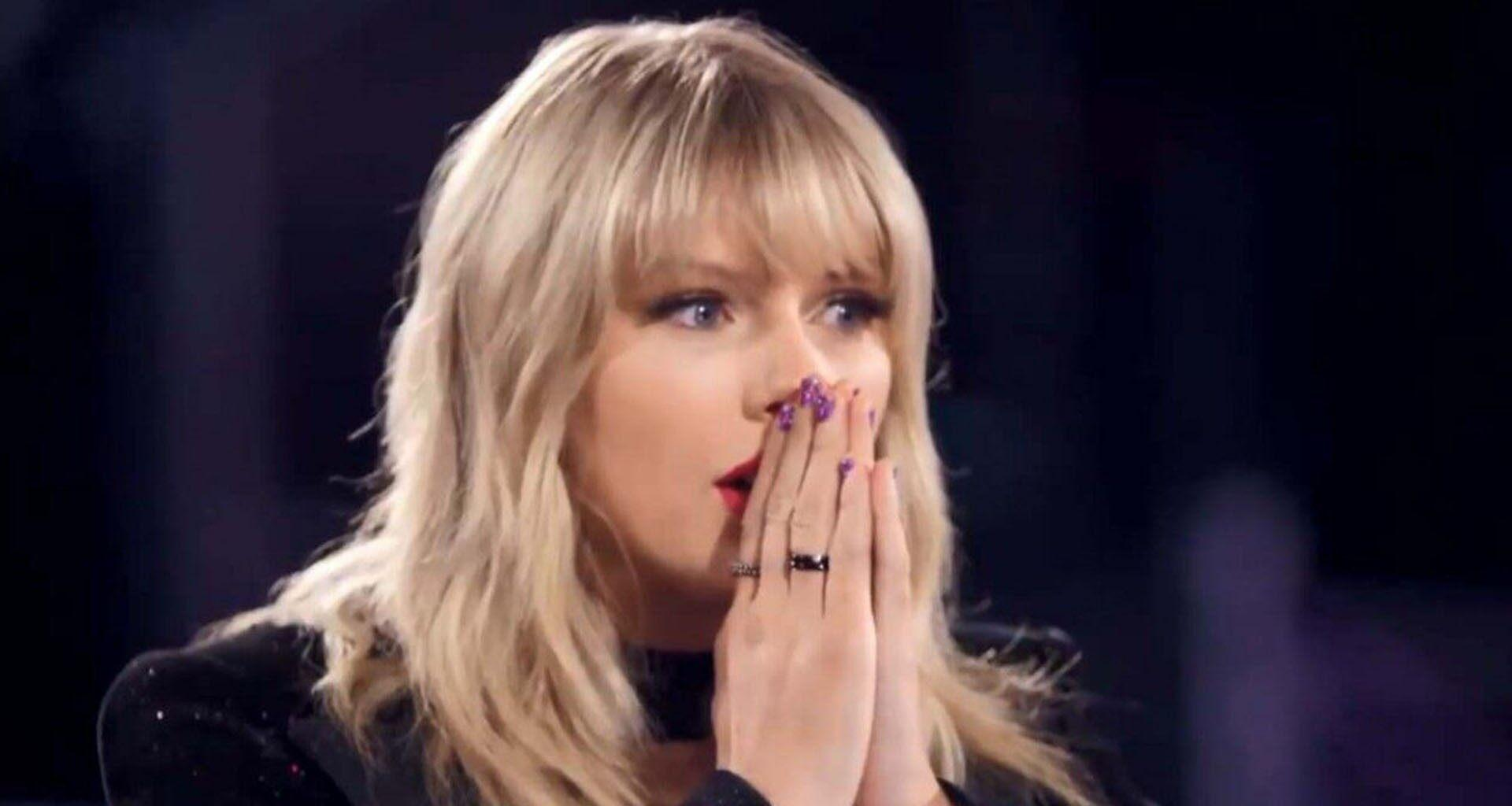 Taylor Swift Can Perform Her Oldies At AMA's Says Big Machine Label Group And Dick Clark Productions