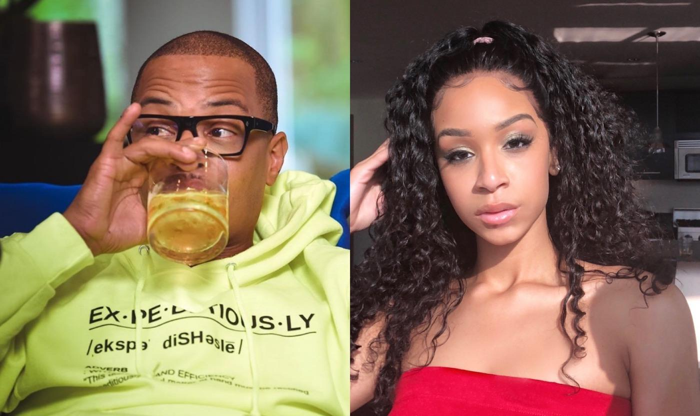 Deyjah Harris Likes Tweets Calling T.I 'Possessive' And 'Controlling' After He Reveals He Attends Her Gynecologist Appointments To Check Her Virginity