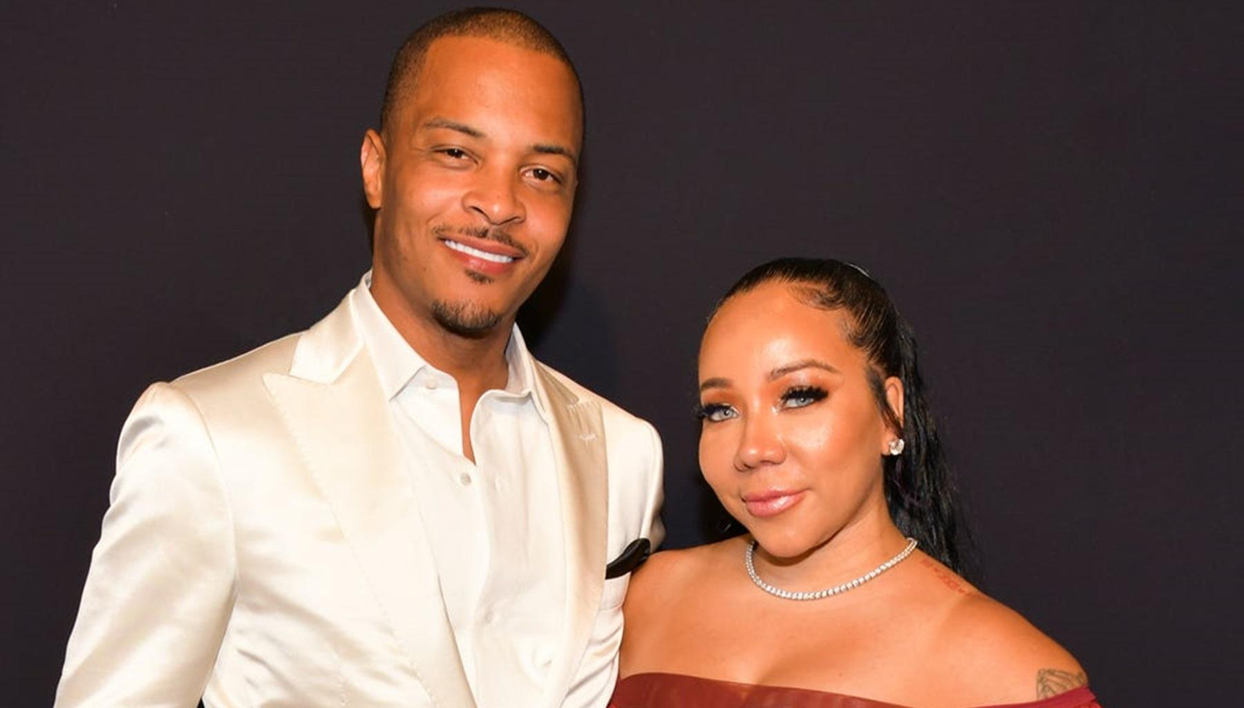 Tiny Harris Angers Fans For This Odd Photo With T.I. Posted By Jada Pinkett Smith Where They Keep Embarrassing His Daughter, Deyjah Harris