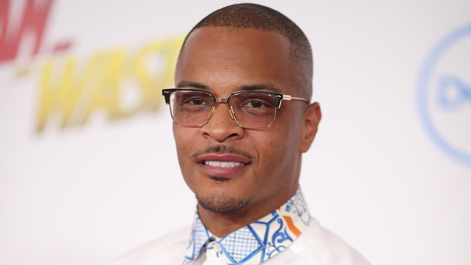 T.I. Is Back On Social Media Following A Break After The Scandal Involving His Daughter