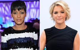 Tamron Hall Talks About Megyn Kelly And Leaving NBC's 'TODAY' Show
