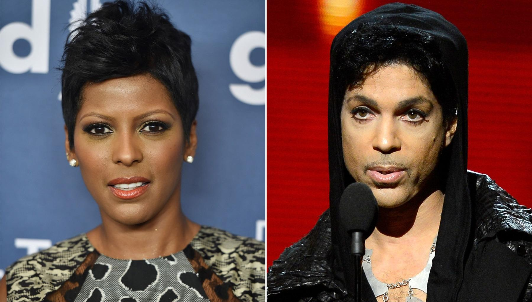 Tamron Hall Shares Very Intimate Emails She Received From Legendary Artist Prince, Hints At A Romance, And Explains Why They Talked Every Morning