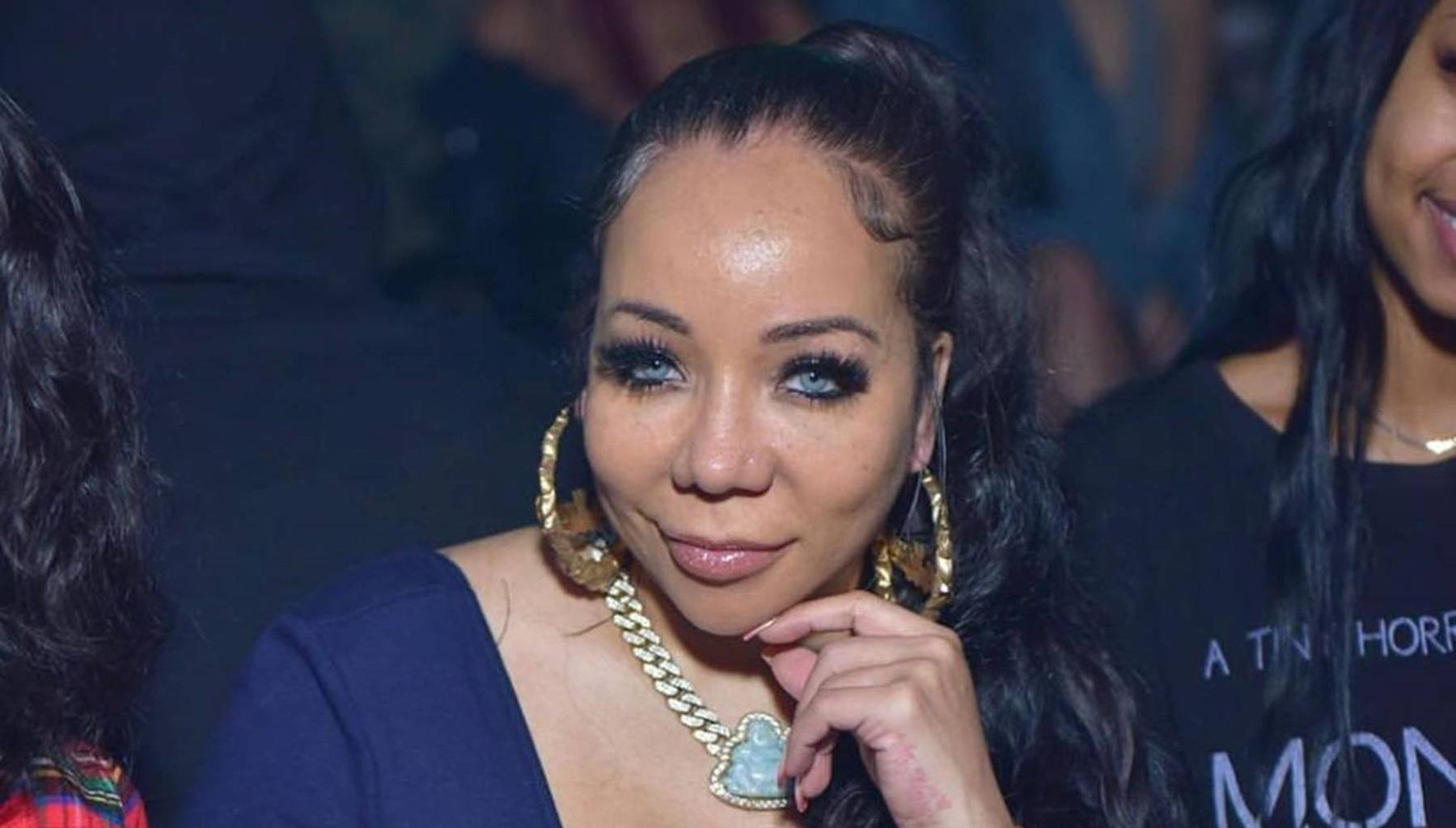Tiny Harris Lands In Trouble For Saying This When Asked About T.I.'s Decision To Check Daughter Deyjah Harris' Hymen