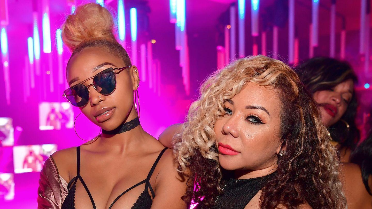 Tiny Harris' Daughter, Zonnique Pullins Looks Gorgeous In Yellow