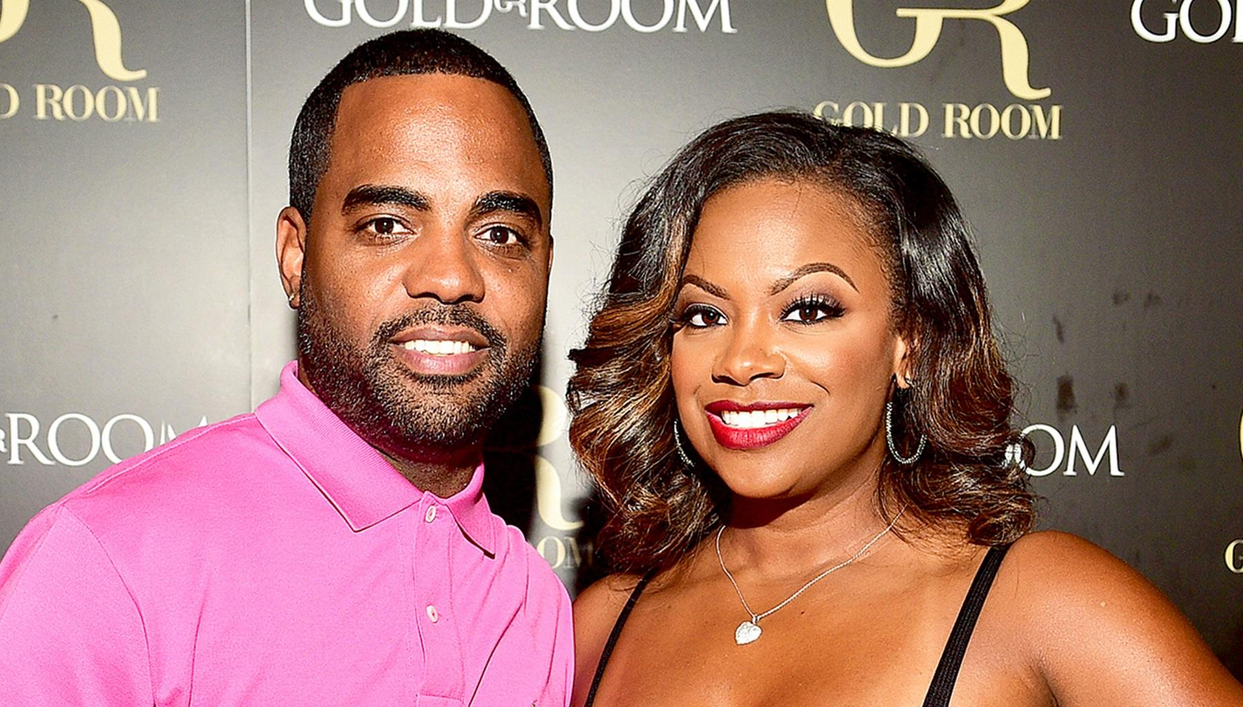 Kandi Burruss Shares First Photo Of Her Baby Girl, Blaze Tucker, Featuring Proud Dad Todd Tucker -- Real Housewives of Atlanta Fans Are In Love