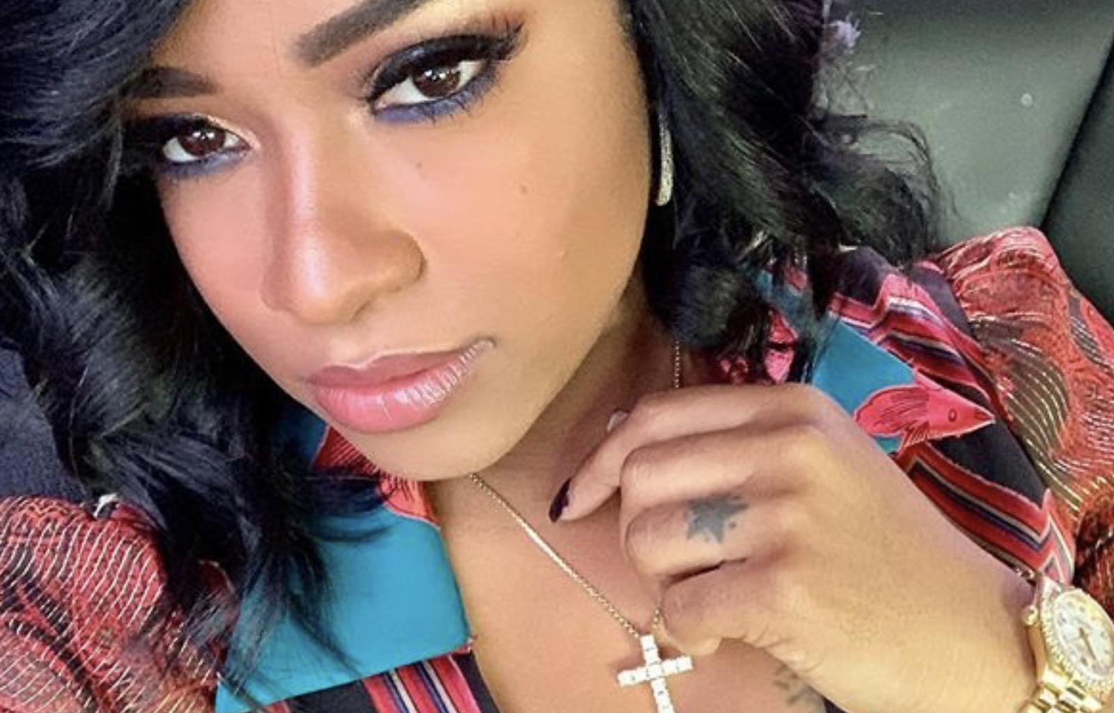 Toya Wright Gives Her Fans A Closer Look At Her Engagement Ring - See The Clips!