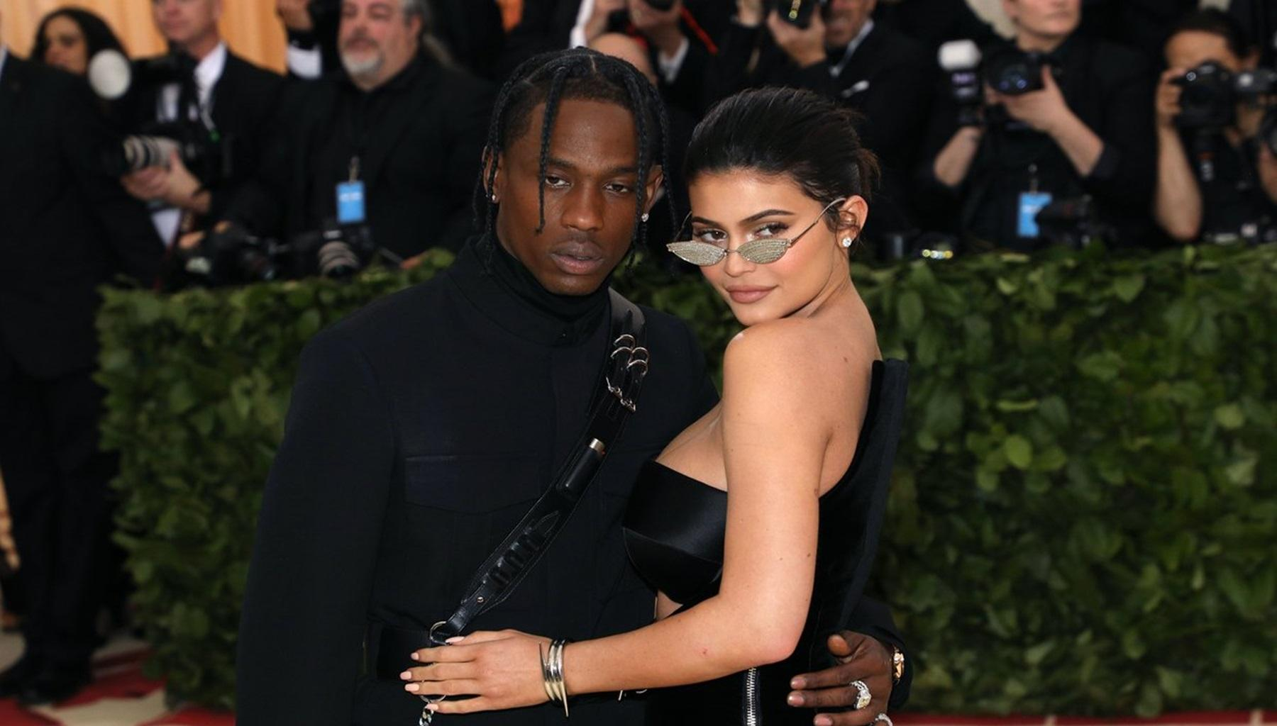 Travis Scott Reacts To The News That Kylie Jenner And Drake Are Dating: Reports