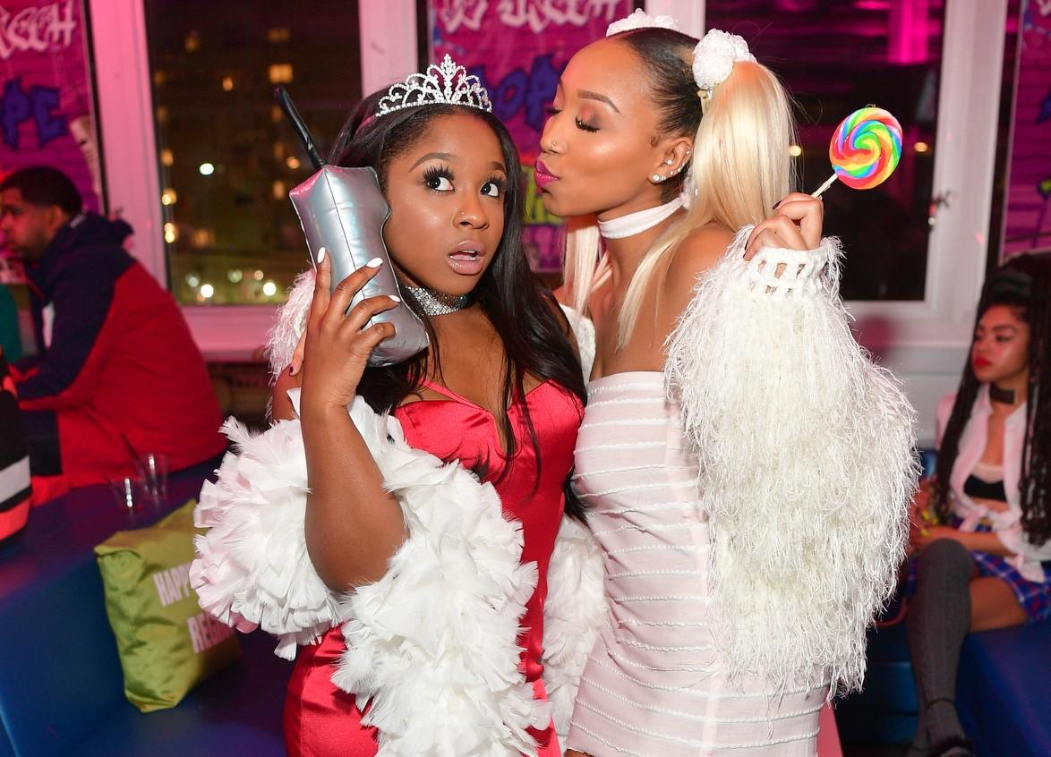 Zonnique Pullins Gushes Over Her BFF For Her 21st Anniversary - See The Gorgeous Pics She Shared To Mark Reginae Carter's Birthday