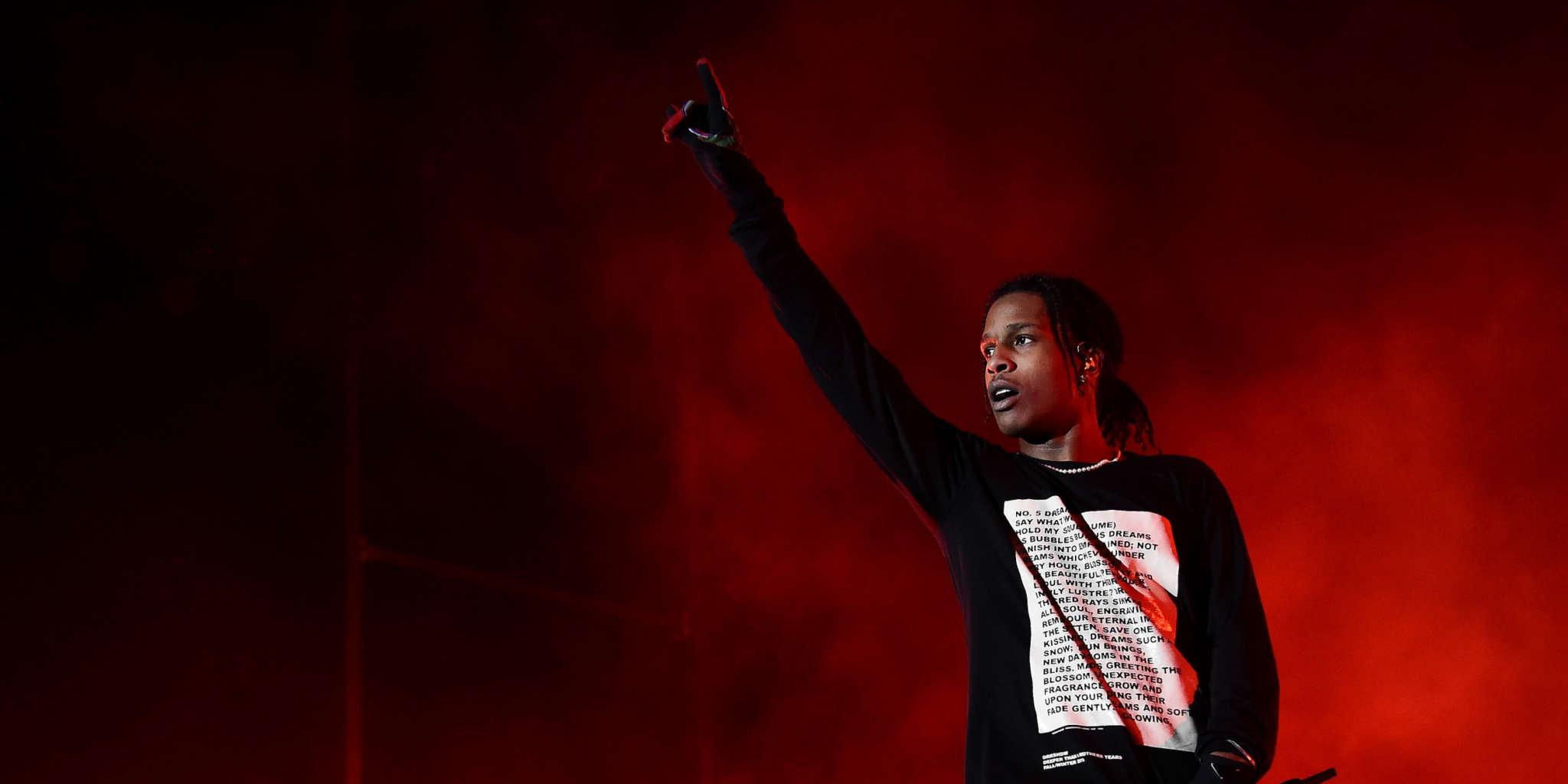 A$AP Rocky Plans To Design Uniforms For The Inmates In The Swedish Prison