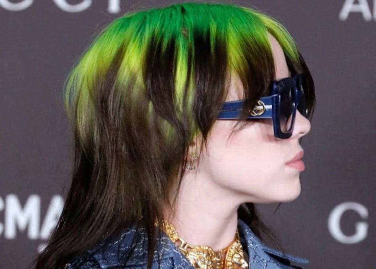 Billie Eilish Has A Mullet And It's So Cool, She May Bring The Eighties Hair Trend Back In Style