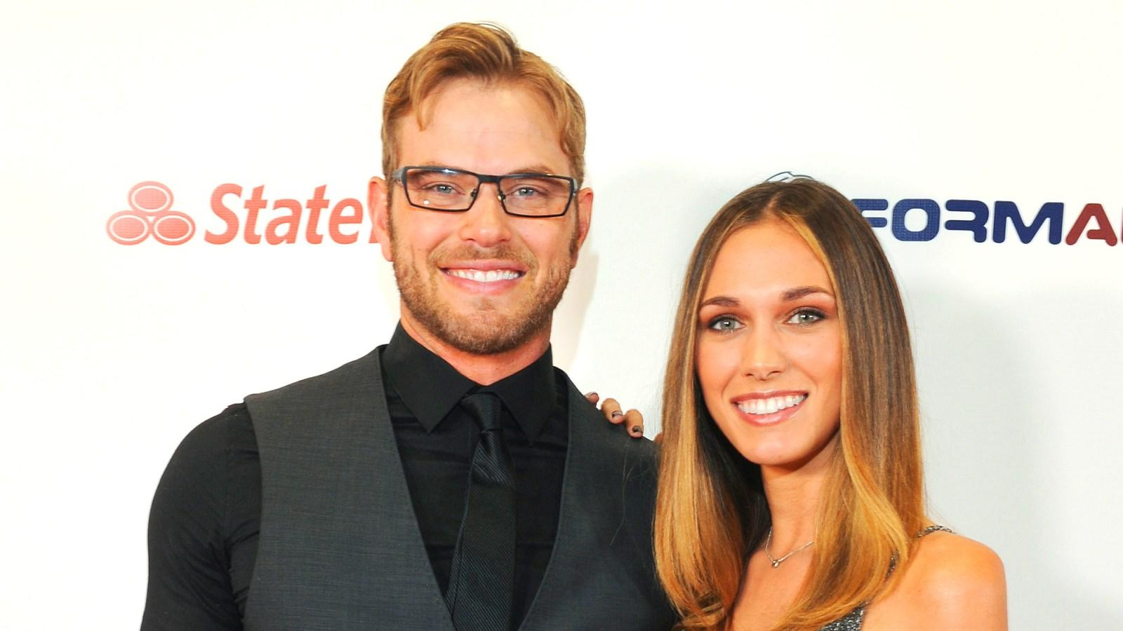 Kellan Lutz And Wife Brittany Expecting Their First Child - Check Out Their Adorable Announcement!