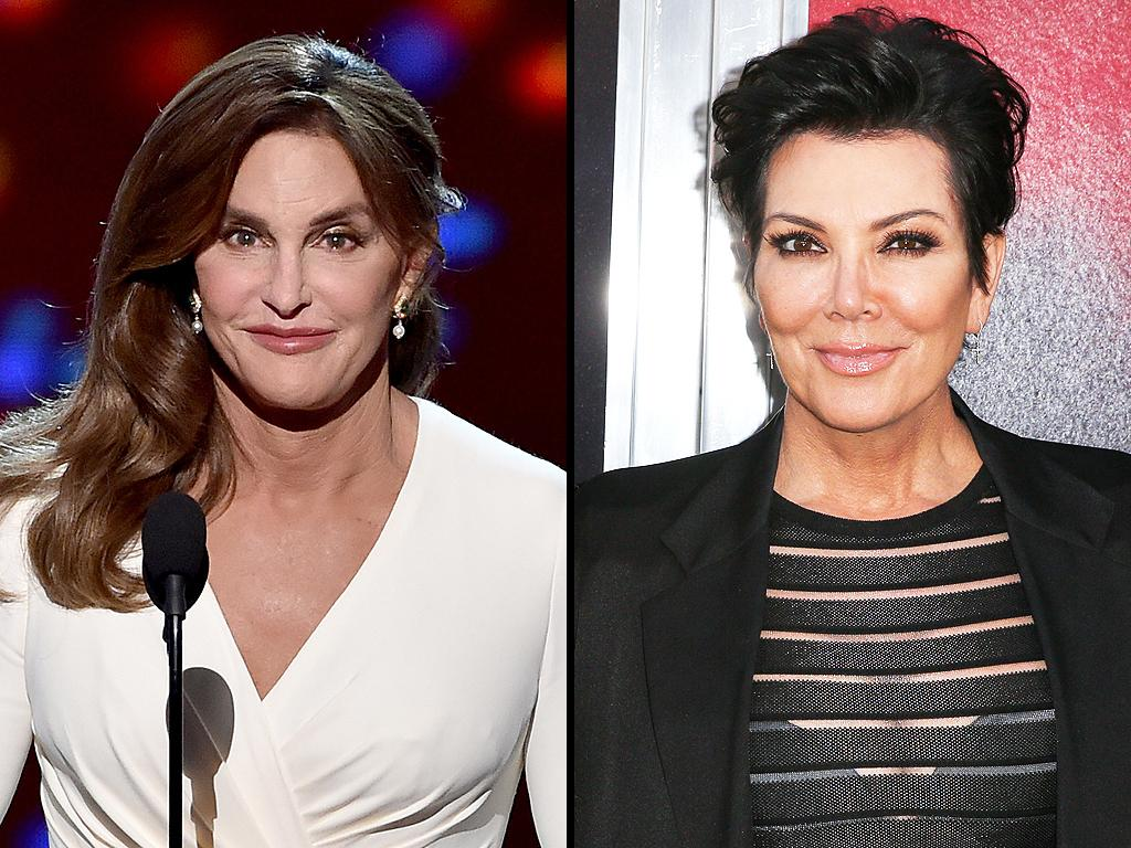 KUWK: Kris Jenner Reportedly 'Anxious' Over What Caitlyn Jenner Might Spill On 'I'm A Celebrity' After Possibly Revealing Kylie Is Pregnant Again!